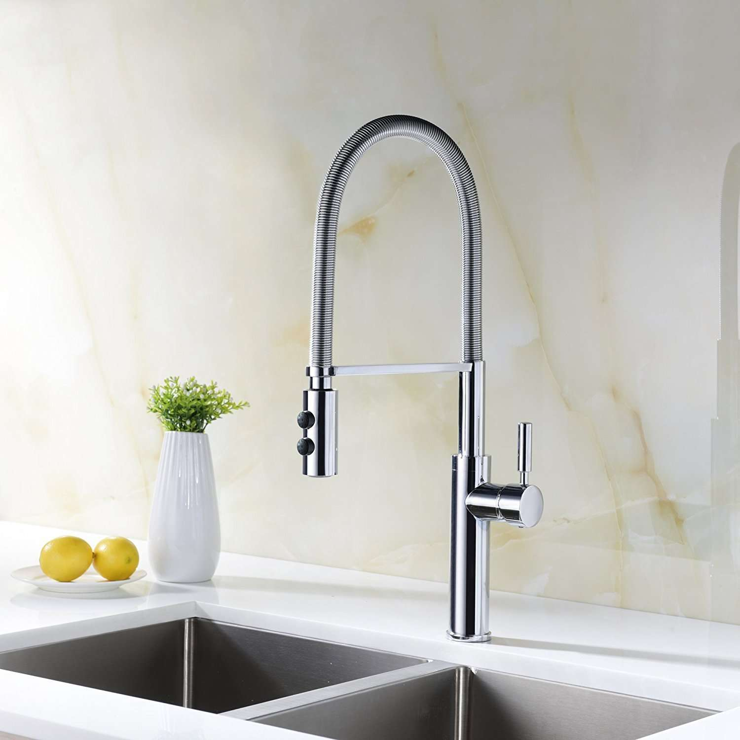 Best Kitchen Taps Best Kitchen Tap Avola Commercial Large Semi Professional