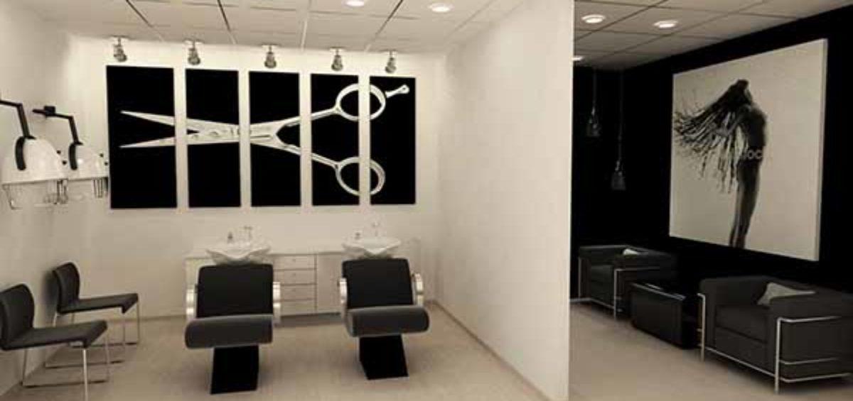 Mobiliario Para Salones De Belleza Disenos Con Buen Look
