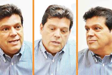 Alfonso Molina dirige la empresa Quick Phto. / Fotografía: Revista actitud