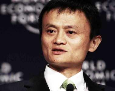 Jack Ma , fundador de Alibaba Group, / Foto: Foro Económico Mundial
