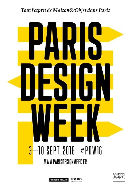 paris design week 2016 estrena imagen. Black Bedroom Furniture Sets. Home Design Ideas