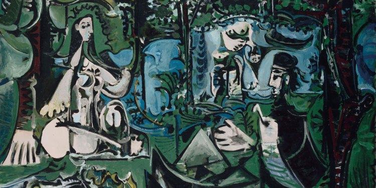 Descubrir el mundo Picasso