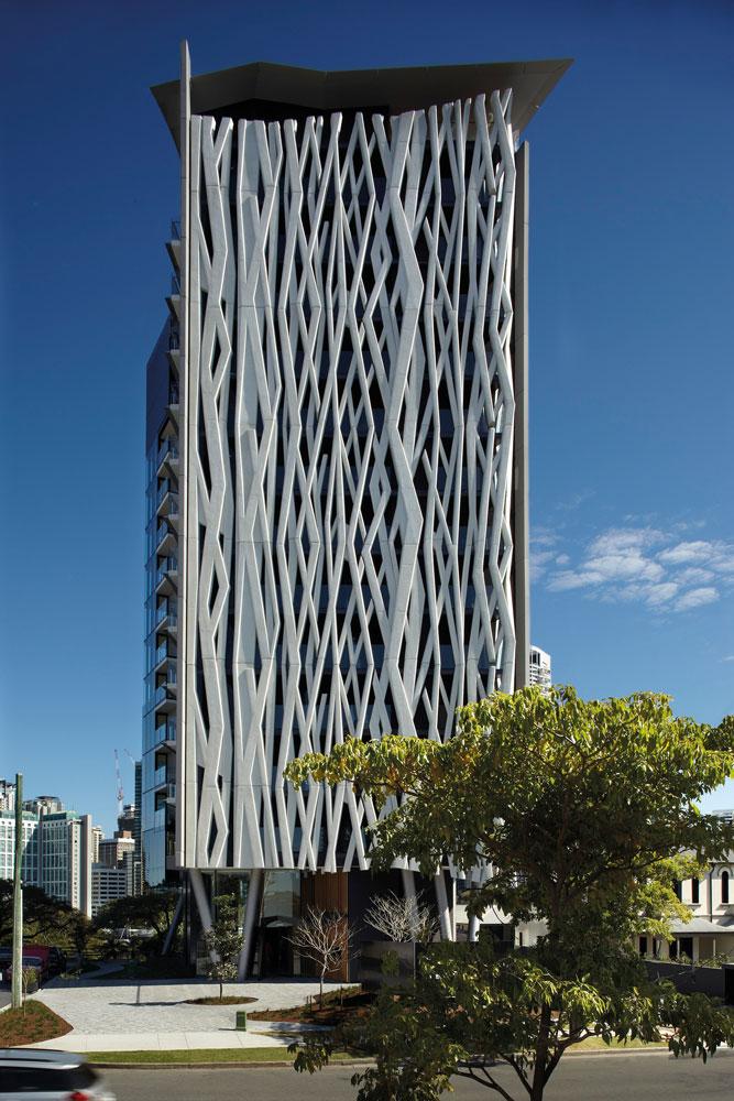 Edifico en Brisbane, Australia