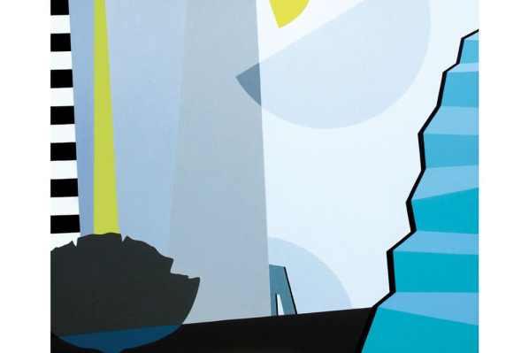 Dialogo 32 Acrílico sobre canvas - 120 x 145 cm