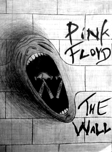 Black And Pink Wallpaper Estructural Funcionalismo Y The Wall De Pink Floyd