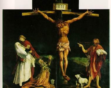 Crucifixion_Grunewald