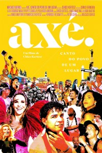 axé cartaz do filme