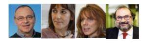 Fig. 1. Los miembros del proyecto.