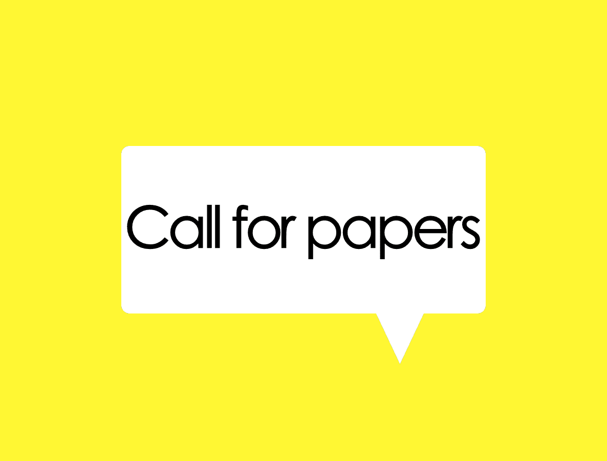 Petición de colaboraciones – Call for Contributions: Vol. 6.1 (May 2017)