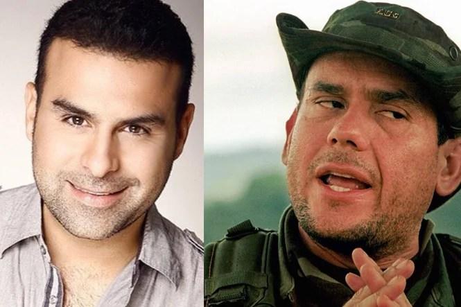 Mauricio Mejia es Carlos Castaño