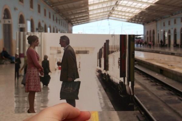 Comboio Noturno para Lisboa - Santa Apolónia