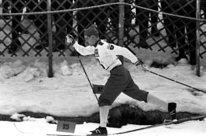 Eero Mäntyranta, esquiador finlandês e portador de uma mutação no gene do receptor da eritropoietina.