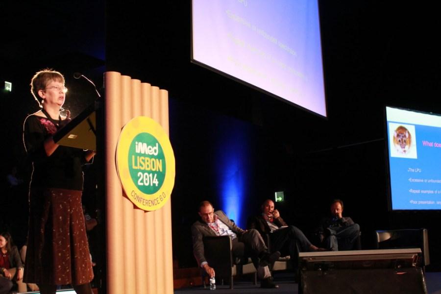 A Fundação Astrazeneca patrocinou mais uma vez a Innovate Competition (fotografia: Pedro Monteiro Palma/Luís Rodrigues)