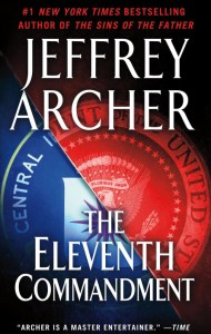 The Eleventh Commandment de Jeffrey Archer