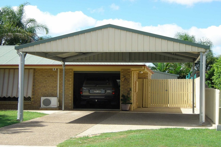 Dachkonstruktion Carport Garage Or Carport: Which Is The Right One For You – Home