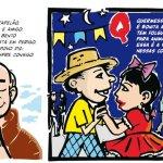 Chico Bento em estilo cordel, por Klévisson Viana
