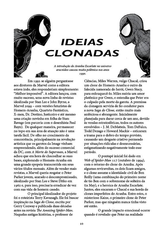 STATUS COMICS Nº 010