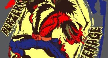 Teenage werewolf