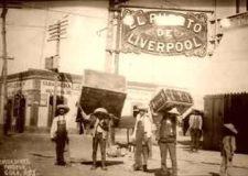 Torreón a principios del siglo XX.