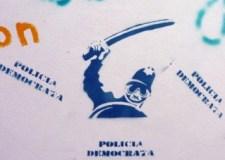 Policía demócrata