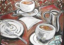 Coffee @ Bleeker St_ Cafe