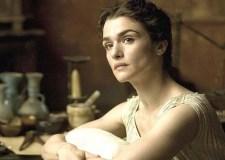Rachel Weisz como Hipatia