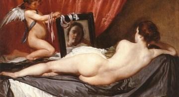Venus del espejo, Diego Velázquez