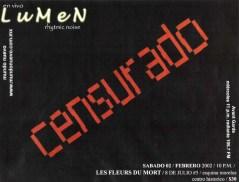 Lumen lab, 2002