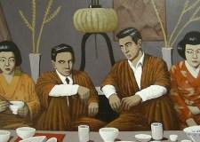 El pintor siempre llama dos veces, 89 x 116 cm