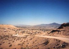 Colonia Anapra Ciudad Juarez