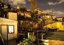 Tijuana shanty town © Nathan Gibbs