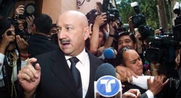 El Licenciado. © Azteca Noticias.