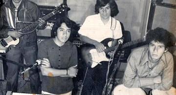 La Resurrección, grupo oaxaqueño de rock fundado en 1968. Foto: estroncio90.typepad.com