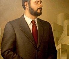 Retrato de Raúl Padilla López.