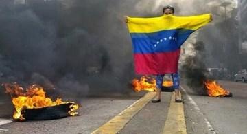 Resistencia contra el chavismo-madurismo.