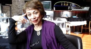 Rosa Albina Garavito. Foto © J. A. Monterrosas.