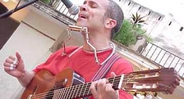 El sonorense Gerardo Peña. Foto cortesía La Jiribilla.