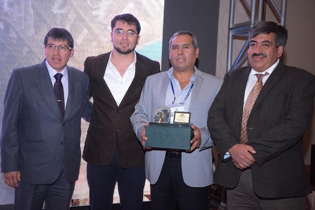 Ganador (no hay jerarquía con otros ganadores): Minera Antapaccay