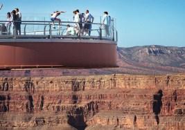El Mirador más vertiginoso del Mundo.