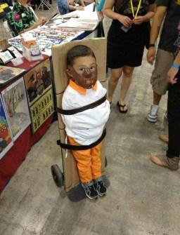 Disfraces infantiles originales - Disfraz de Hannibal Lecter
