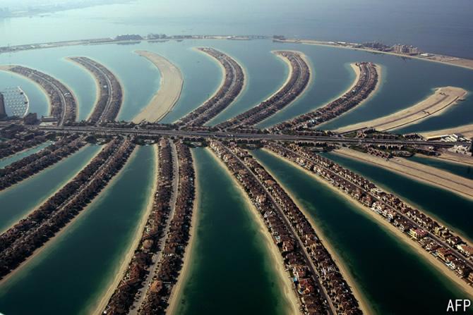 Palm Jumeirah en Dubai