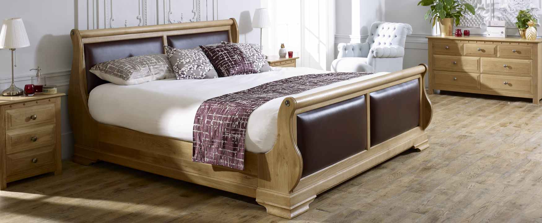 Dreams Beds Northampton Solid Wood Beds From Revival Beds Handmade Beds
