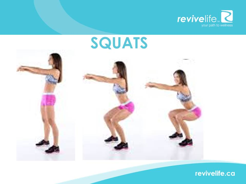 Top 10 Exercises For Metabolism Revivelife Clinic