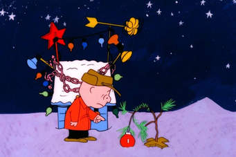 Free Charlie Brown Christmas Clip Art