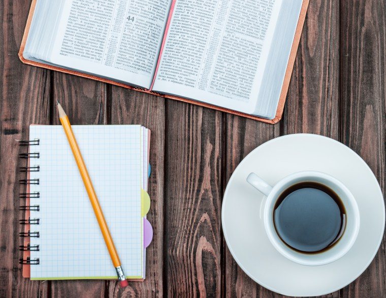 Reading Bible - Bigstock Images