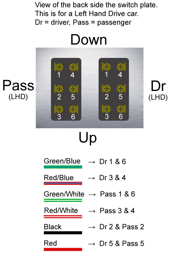 Window Switch Wiring Diagram - 2xeghaqqtchrisblacksbioinfo \u2022