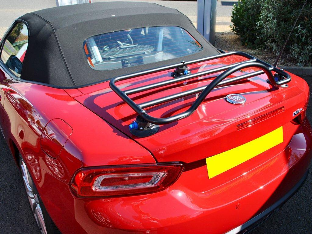 Fiat 124 Spider Luggage Rack Convertible Luggage Racks