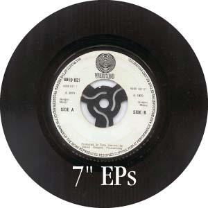 """7"""" EPs"""