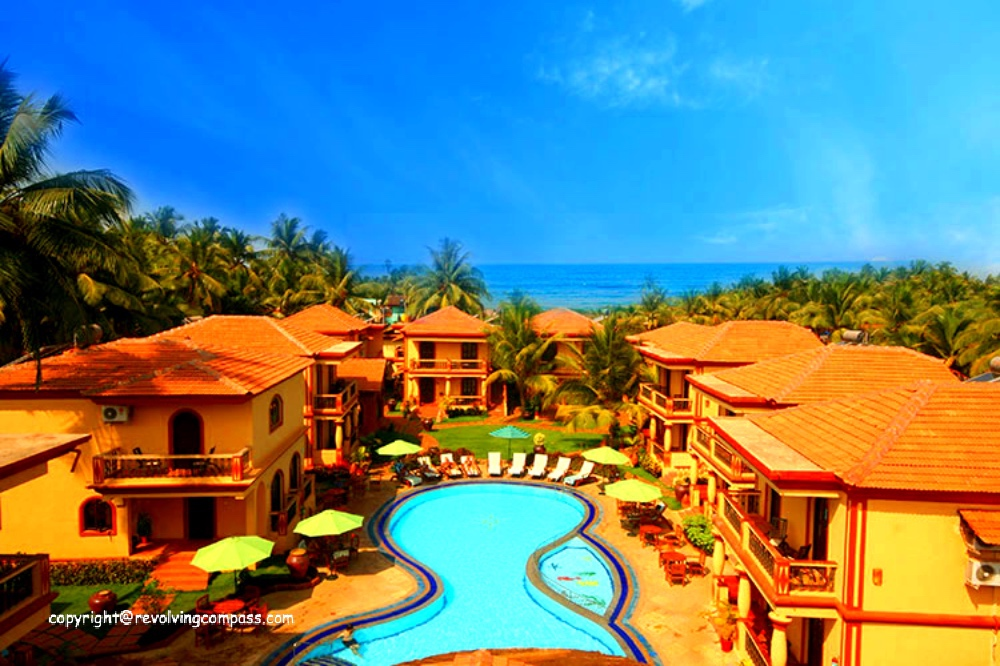 Resort Terra Paraiso Goa
