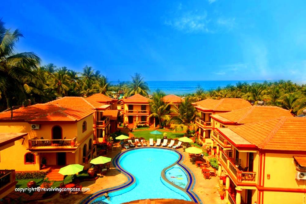 resort terra paraiso Goa